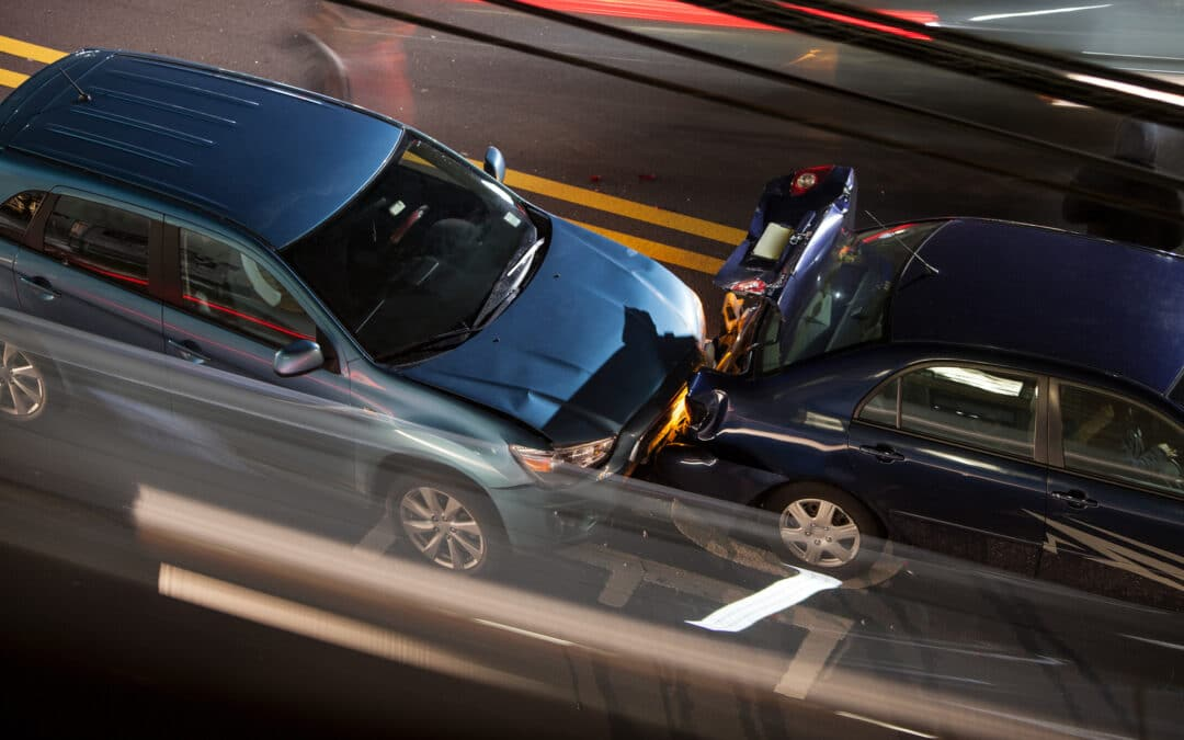 What Are the Common Causes of Car Accidents?